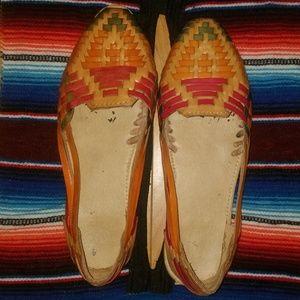 Mexican huaraches
